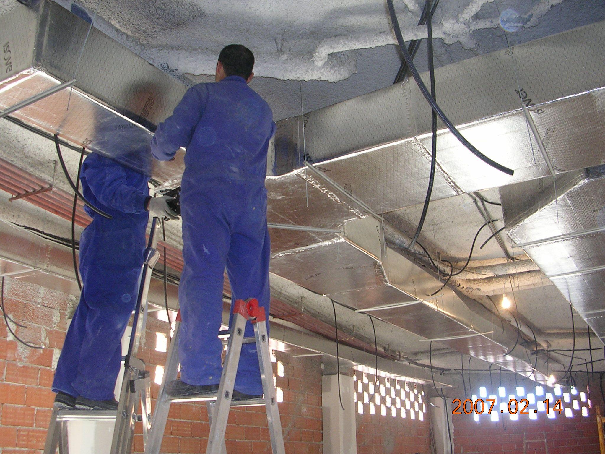 Reparación aire acondicionado en Madrid Norte