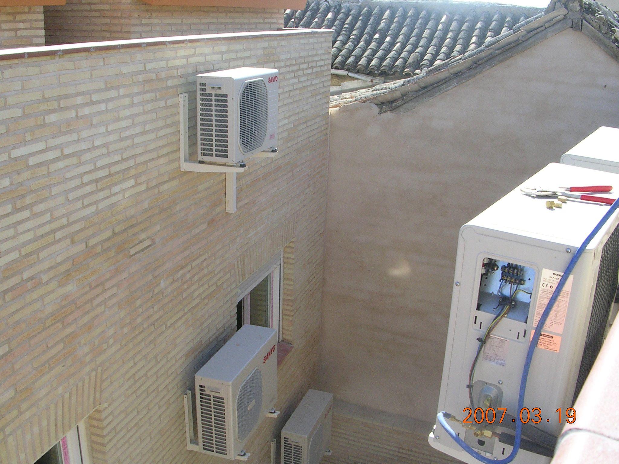 Reparación aire acondicionado Madrid Norte