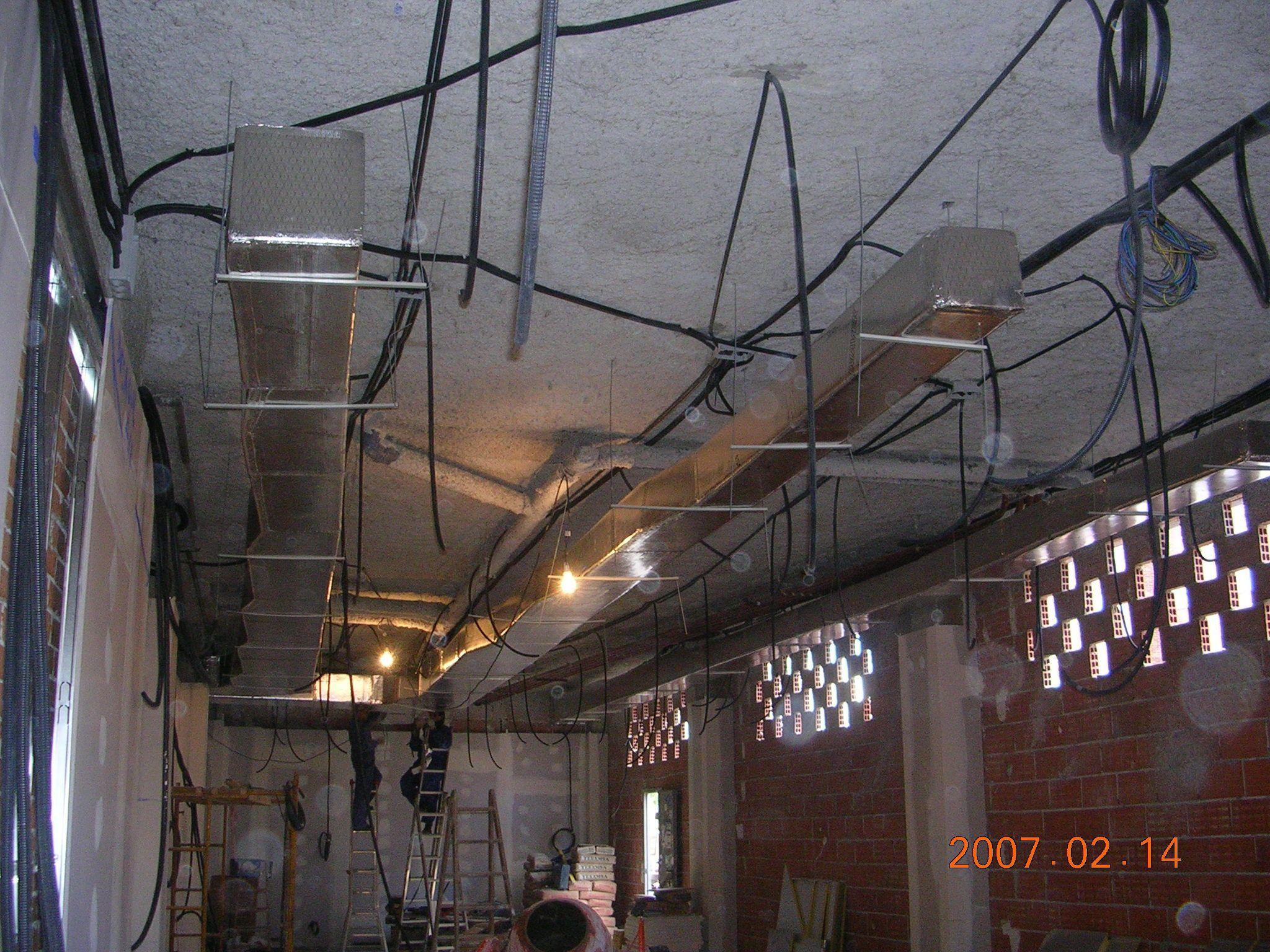 Instalación de aire acondicionado Madrid Centro