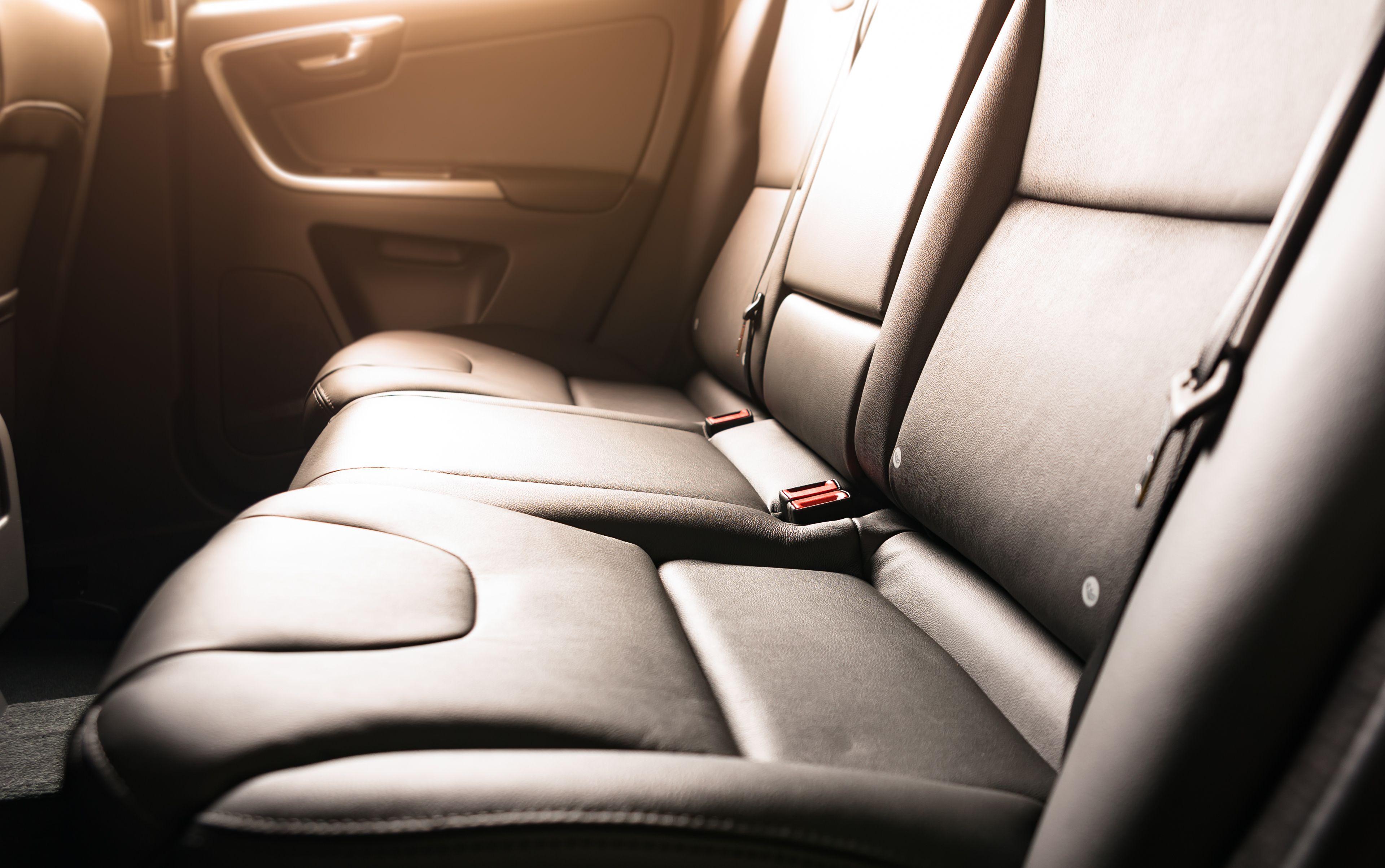 Tapizado de asientos: Servicios de Car Wash