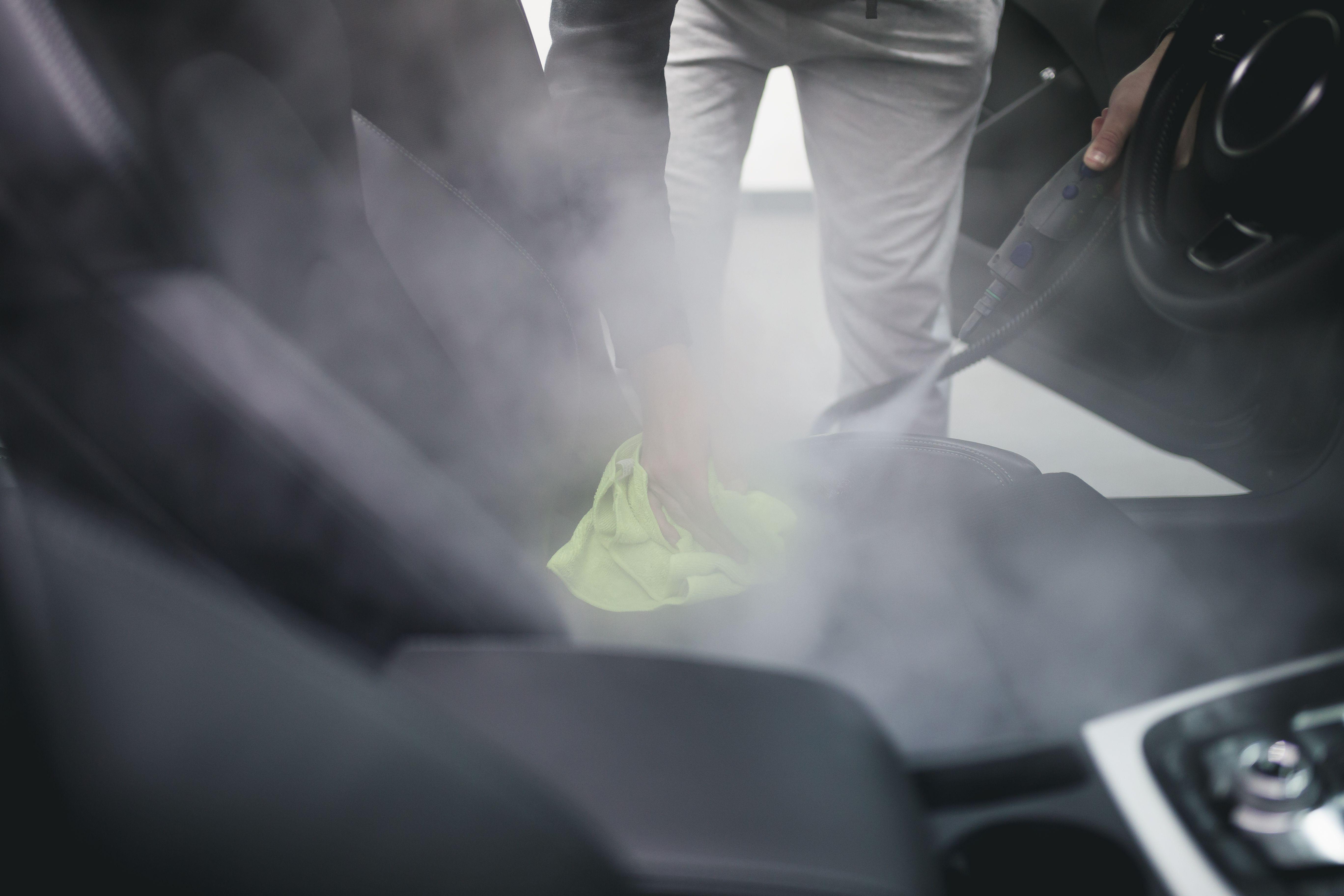 Limpieza ecológica de vehículos Tudela de Duero