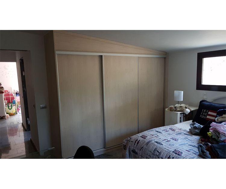 Armarios de madera para habitación