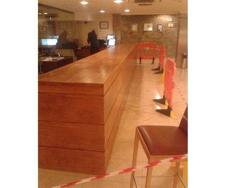 Mobiliario para bar