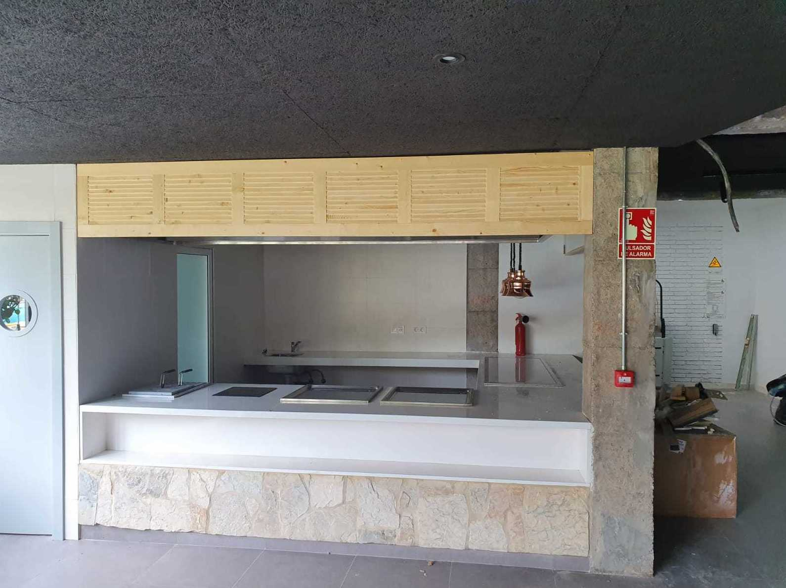 Foto 47 de Carpintería de madera en Telde | Carpintería y Montajes Oliver