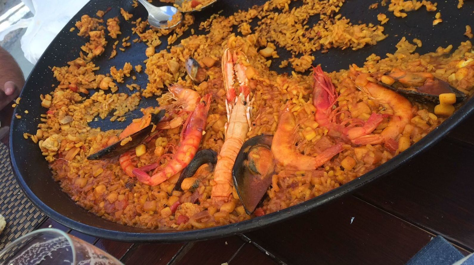 Arroces en Villaverde