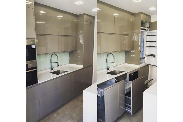 Diseño de cocinas con diferentes estilos
