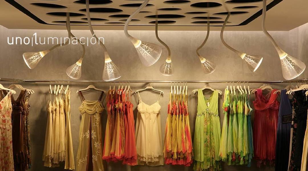 Proyectos de iluminación para tiendas en Valladolid