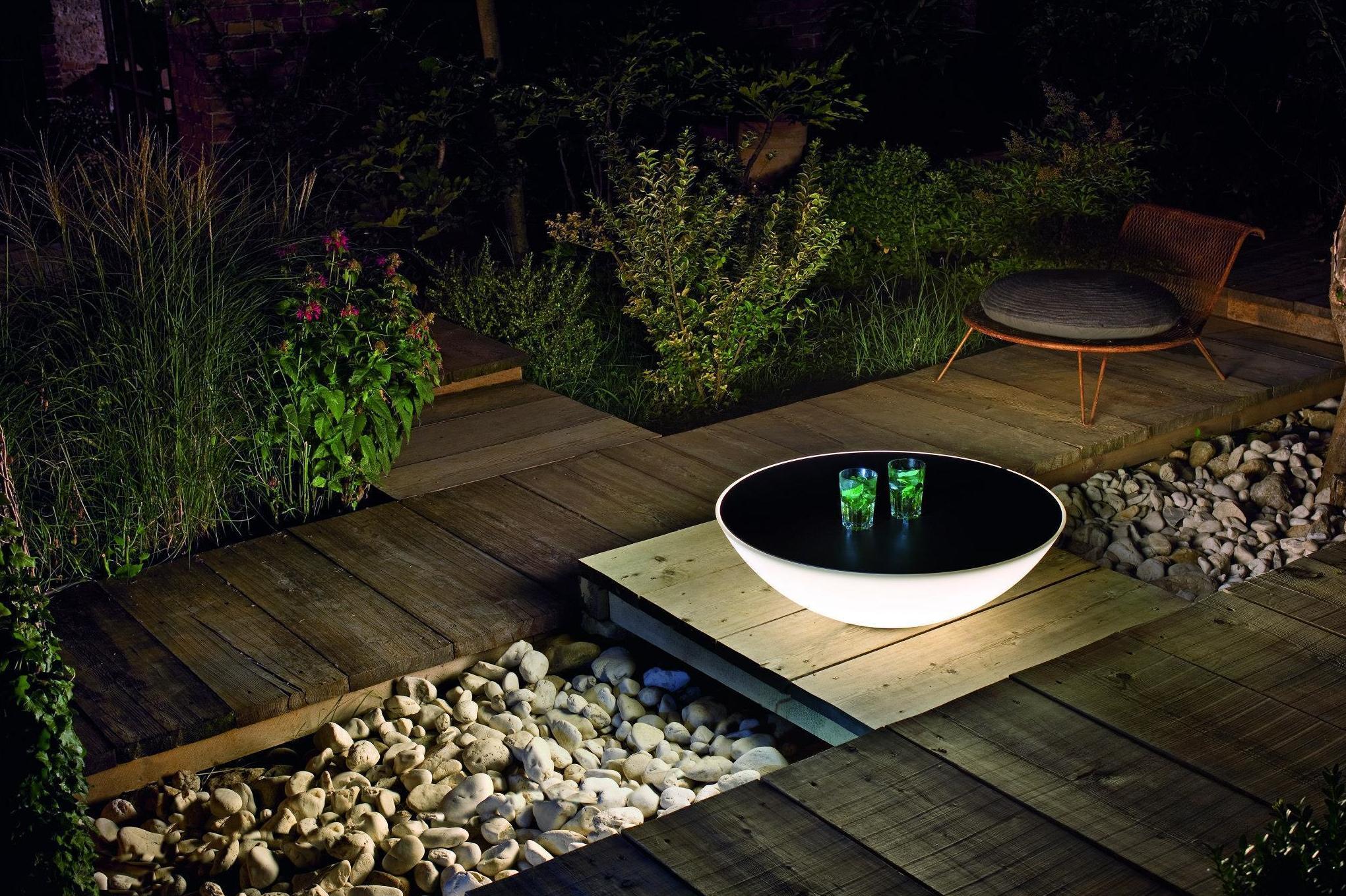 Iluminación para jardines y patios en Valladolid
