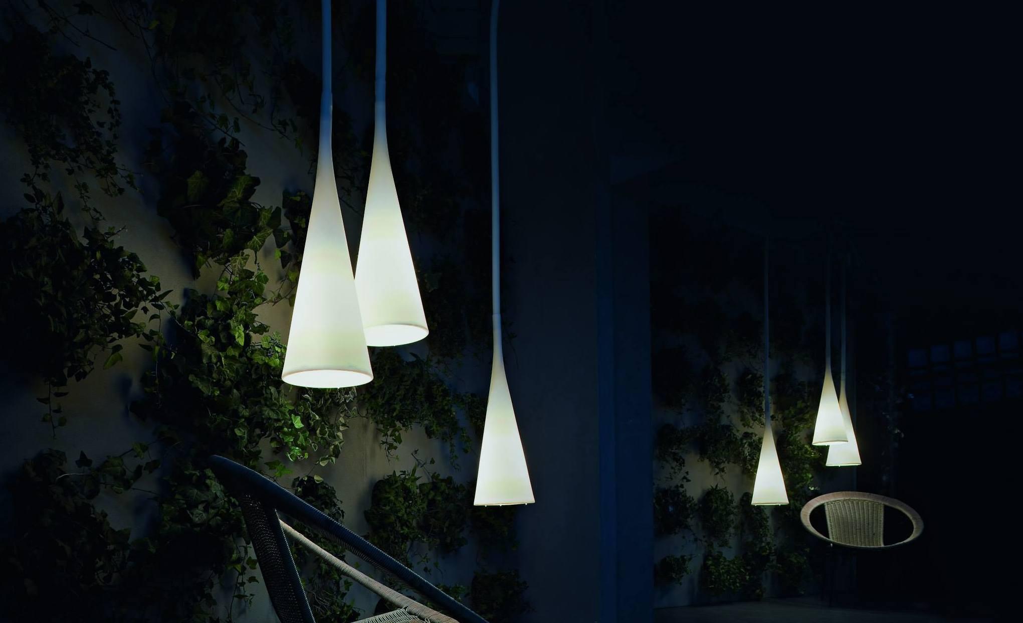 iluminación para espacios exteriores en Valladolid