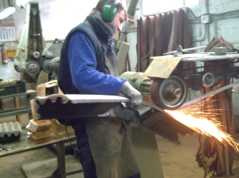 Trabajos de cromado de metales en Valencia