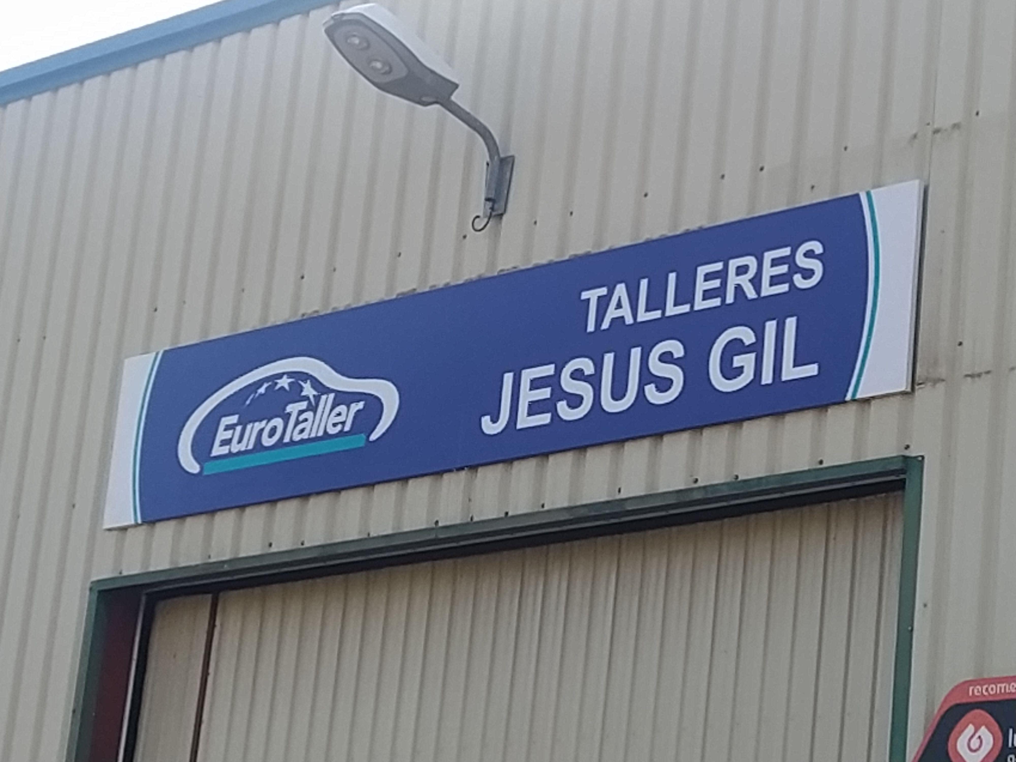 Foto 3 de Talleres de automóviles en Pedrola | Talleres Jesús Gil