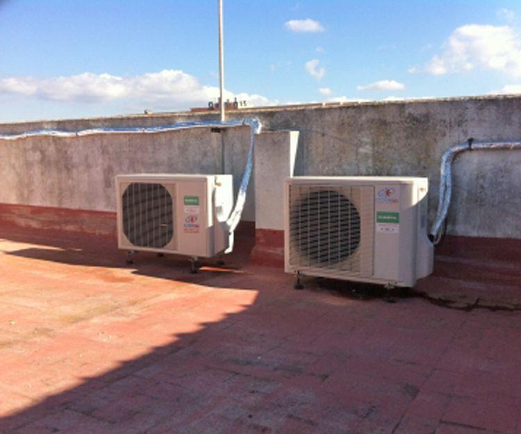 Climatización para hostelería en Mallorca
