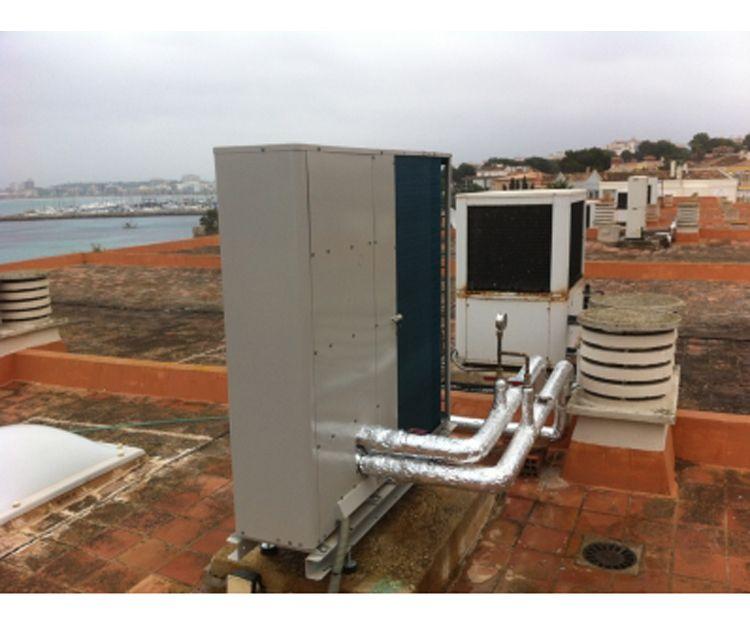 Mantenimiento de frío industrial en Mallorca
