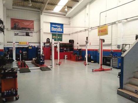 Taller mecánico de vehículos en Navarra
