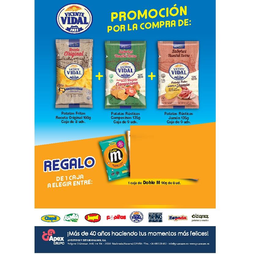 LOTES ASPIL & VICENTE VIDAL: Productos de Sarigabo, S. L.