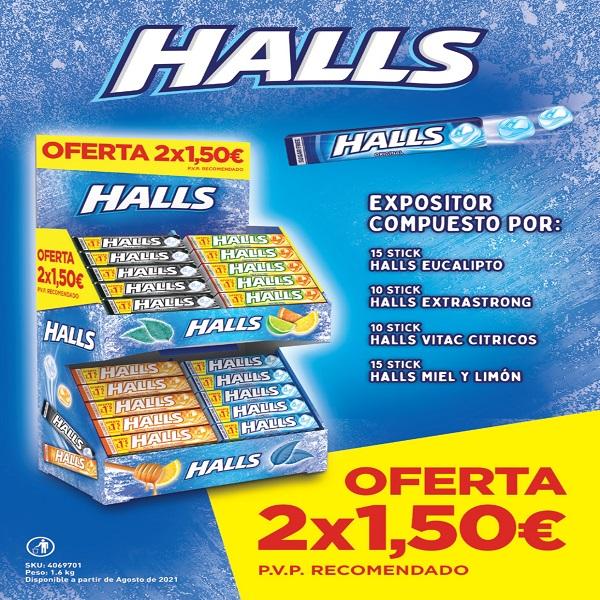 EXPOSITOR HALLS: Productos de Sarigabo, S. L.