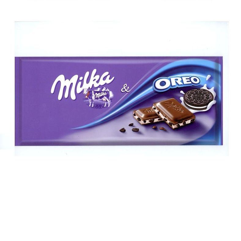 Chocolates MILKA: Productos de Sarigabo, S. L.