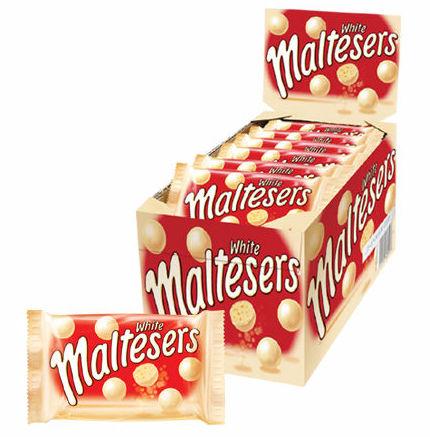 Chocolatinas MARS: Productos de Sarigabo, S. L.