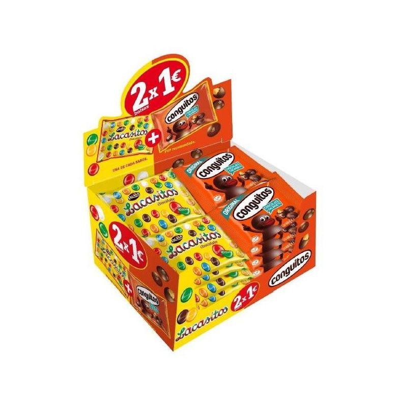 LOTE LACASITOS & CONGUITOS 2 X 1 €: Productos de Sarigabo, S. L.