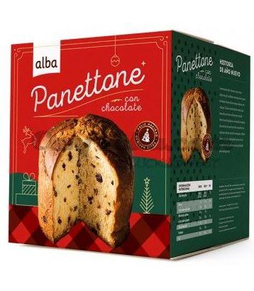 Panettone de Productos Artesanos Alba