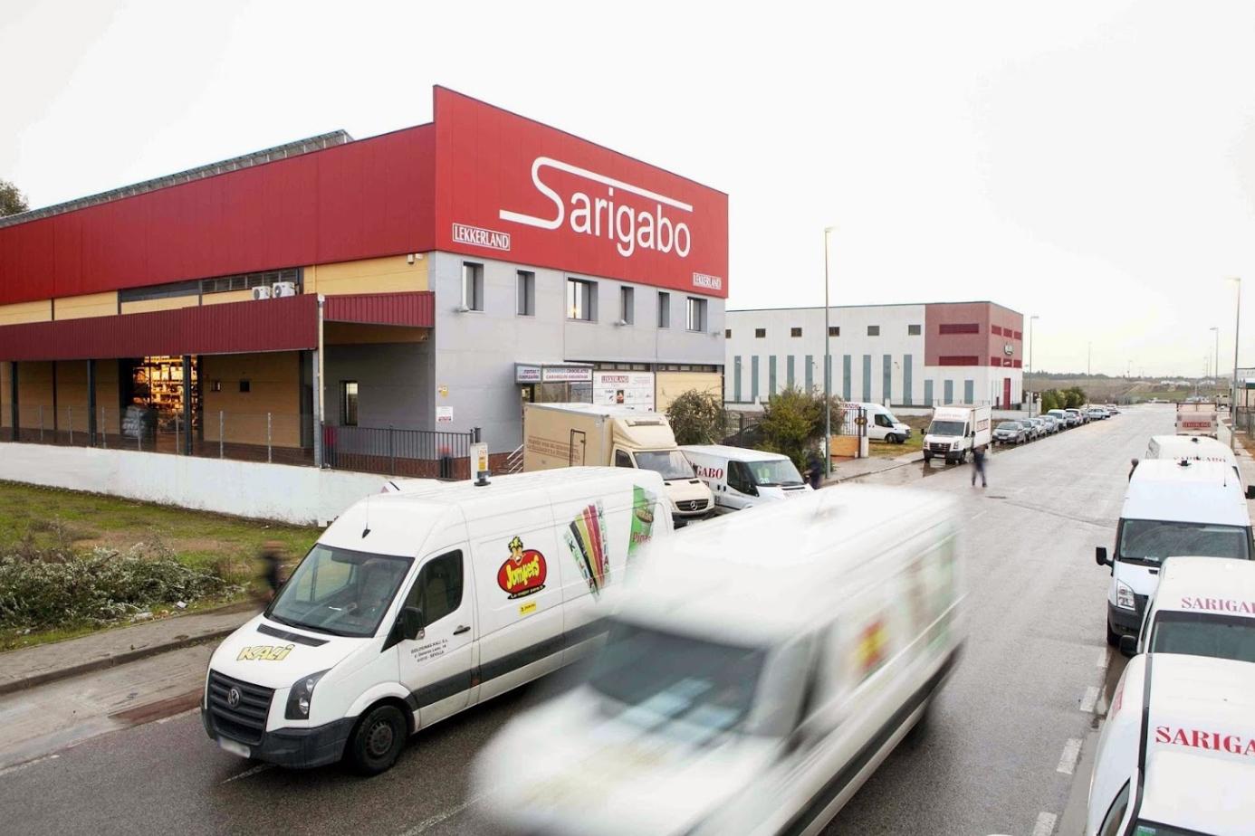 Distribuidor de golosinas en Málaga