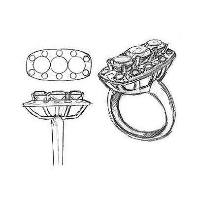 Diseño de joyas: Servicios de Diseño Joya