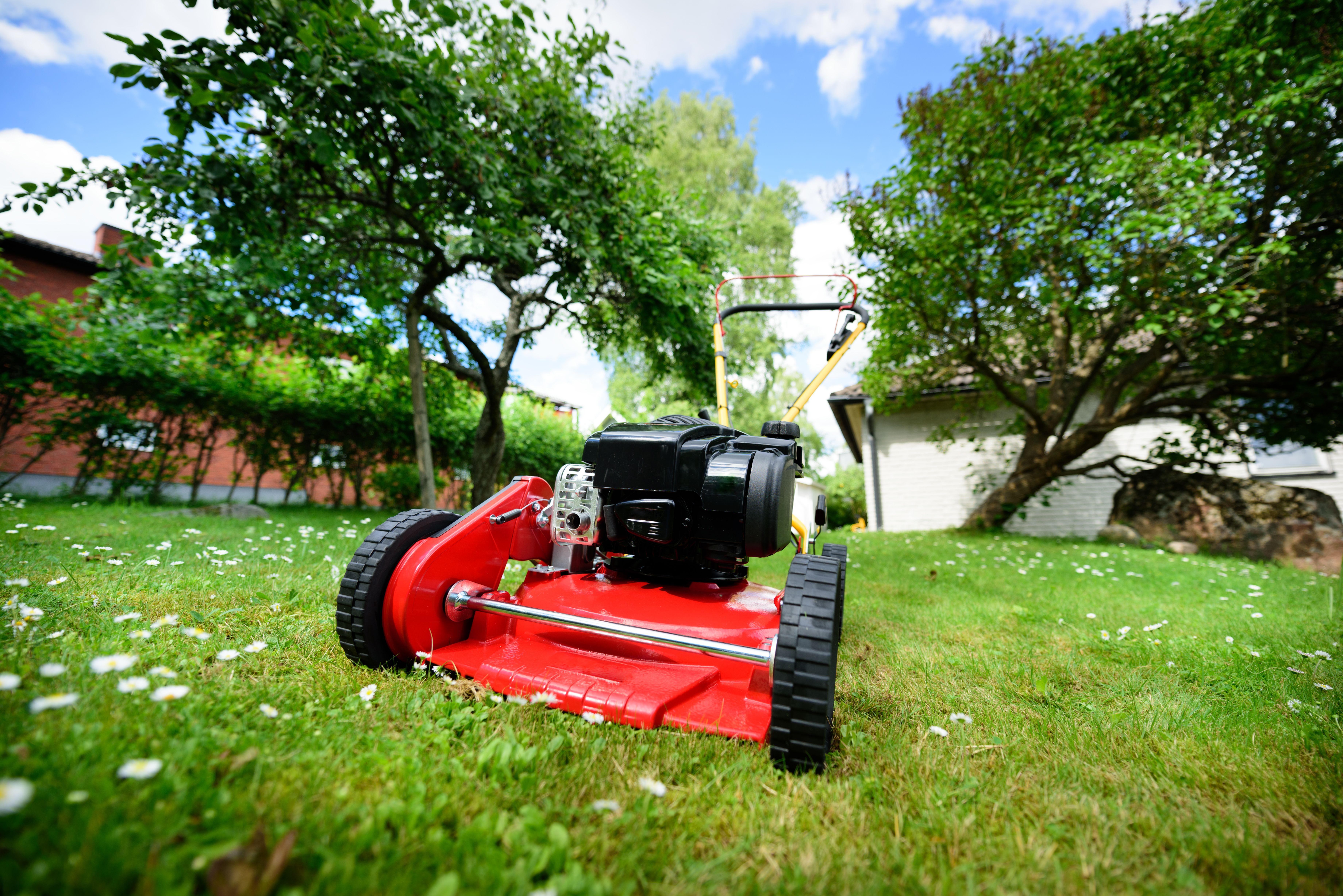 Maquinaria para jardinería