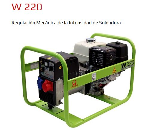Pramac: Maquinaria para la Industria de JP Soreima
