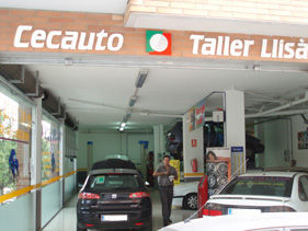 Foto 3 de Taller mecánico en Mataró | Taller Llisà - Taller Izacar