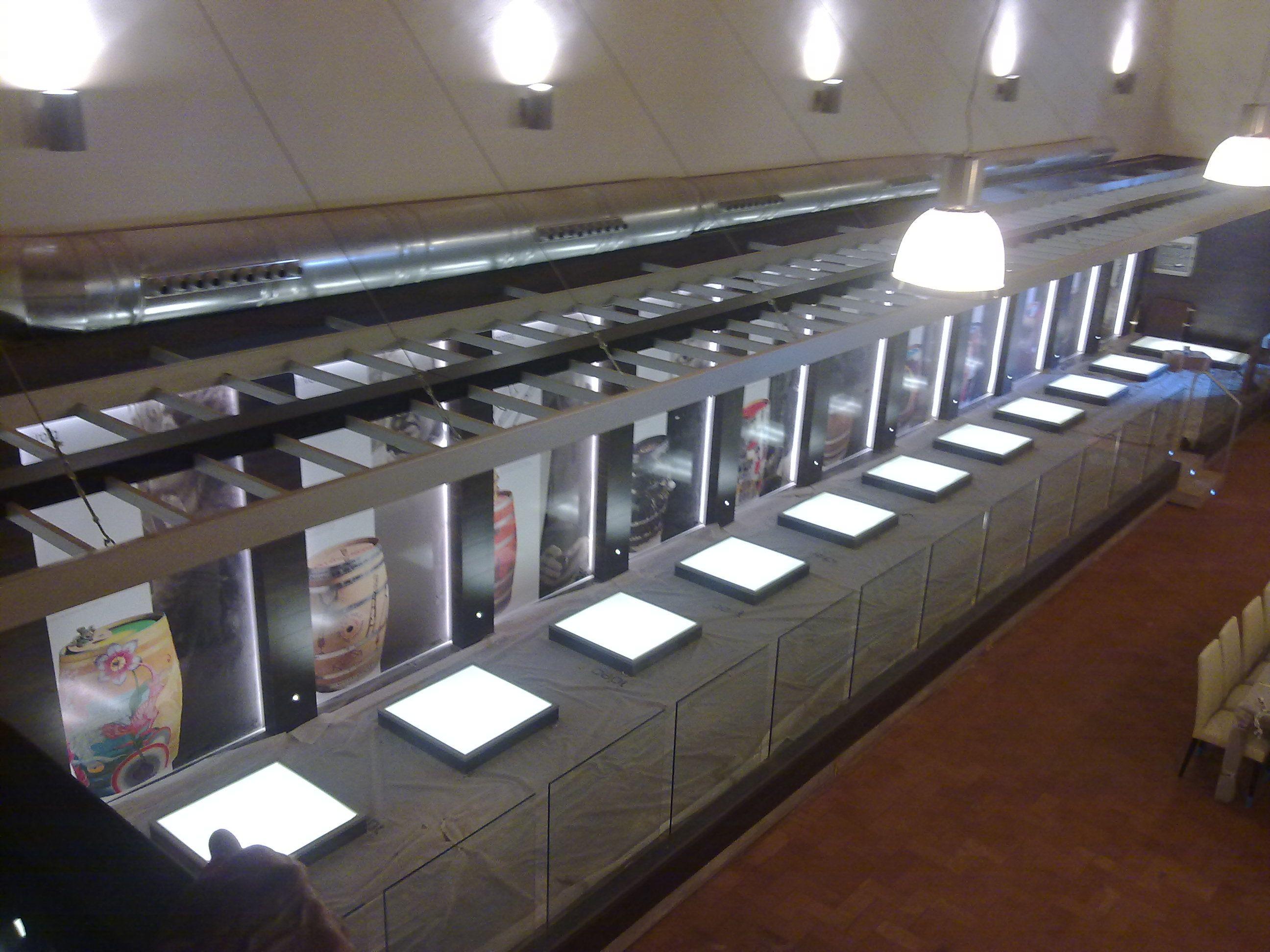 Climatización de sala de catas para bodegas Vicente Gandía