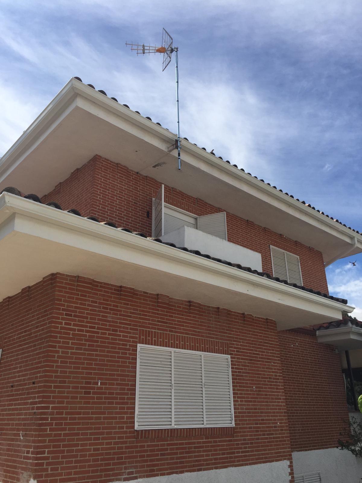 Canalones en Madrid