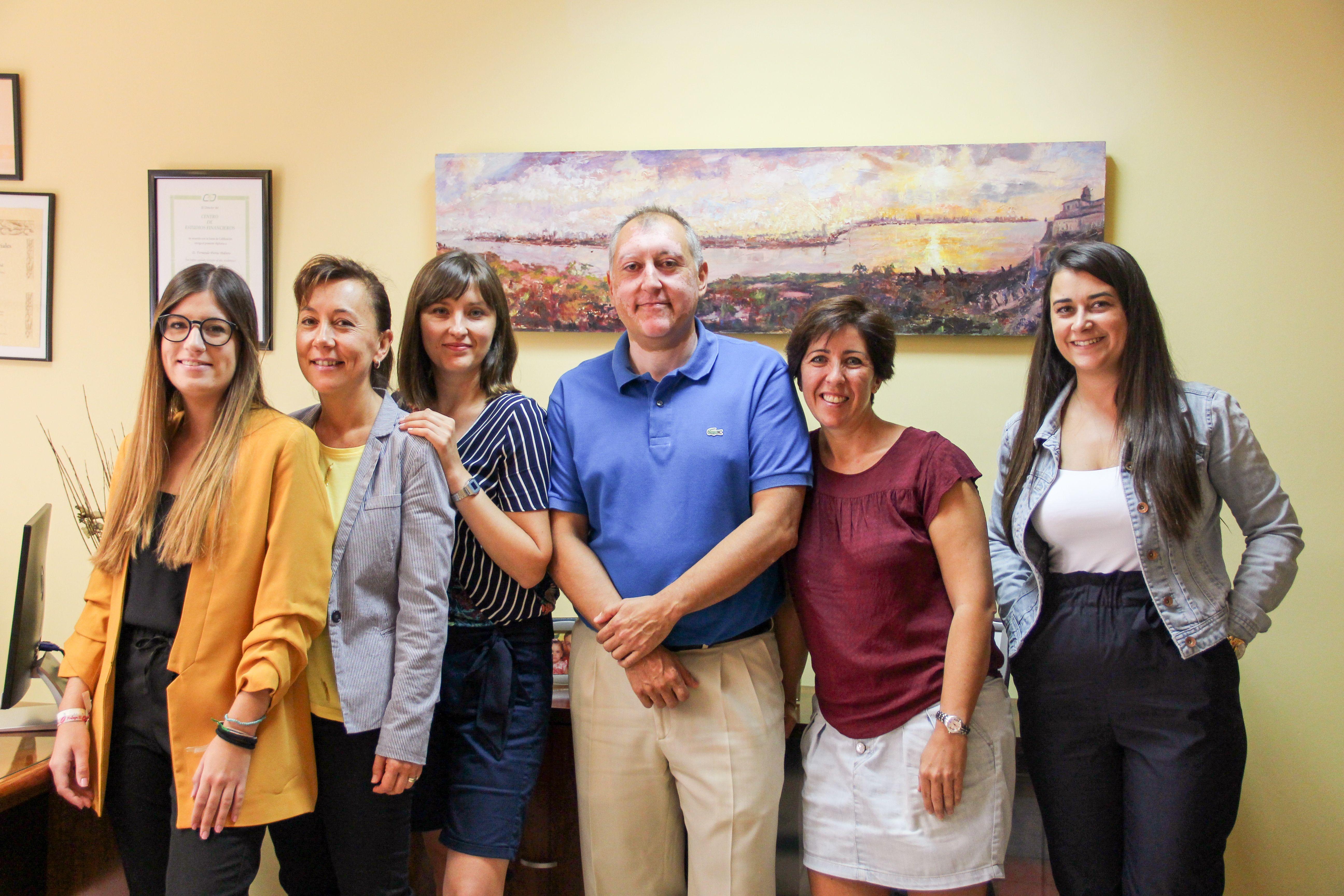 Foto de equipo Finanser Asesores