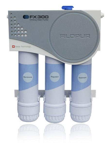 Filopur FX300, sistema ecológico de depuración y filtración de aguas