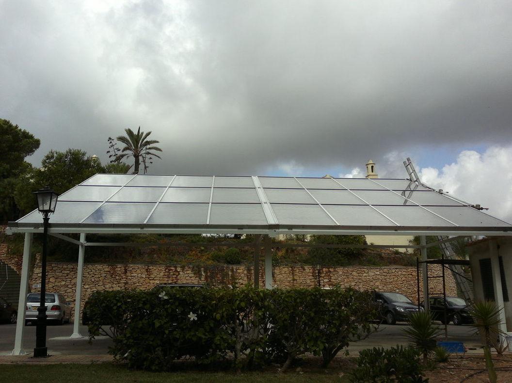 Instalaciones de energía solar térmica