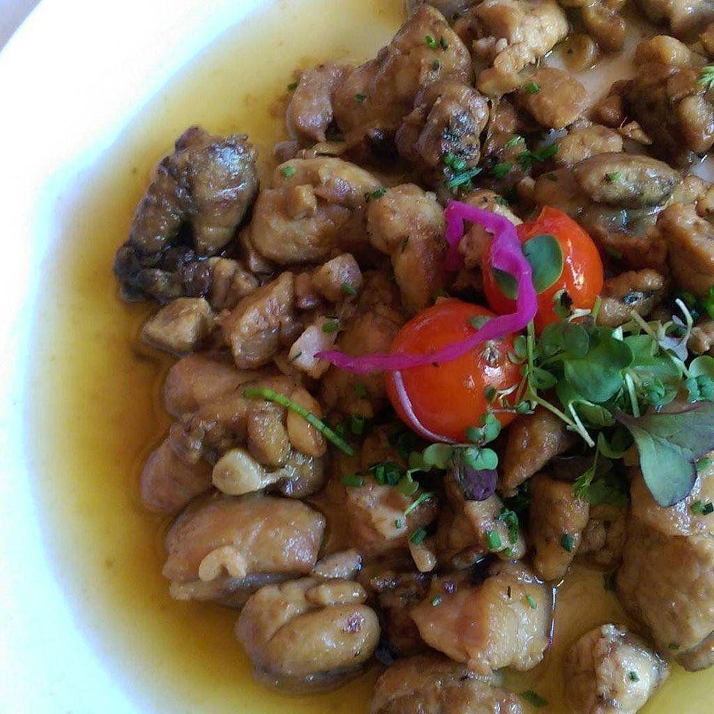 Entradas calientes: Carta y menús de El Reservado Restaurante