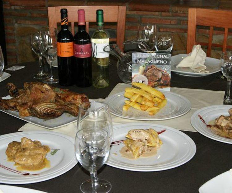 Cocina andaluza en El Rincón de la Victoria, Málaga