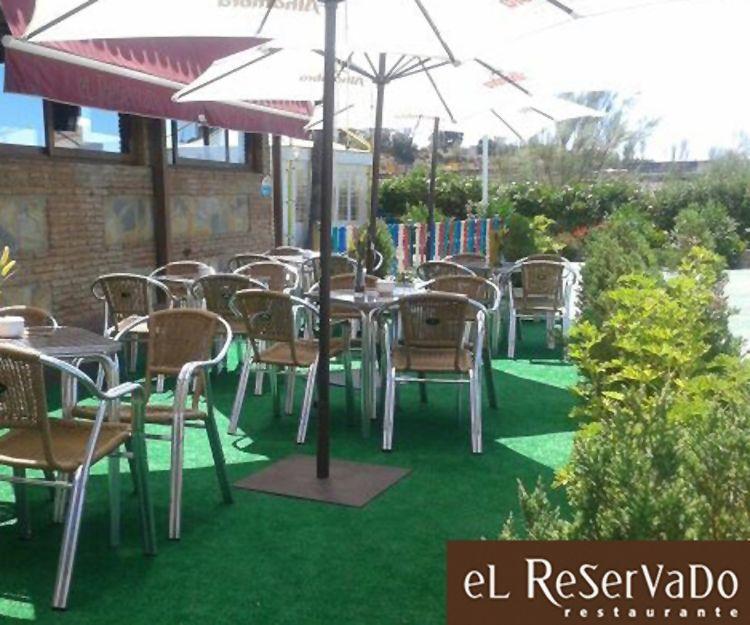 Restaurante con terraza en El Rincón de la Victoria, Málaga