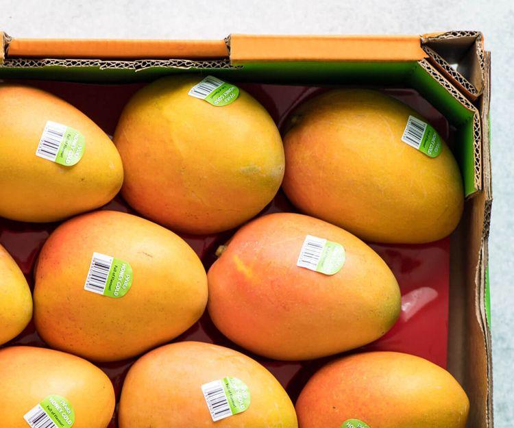 Frutas de temporada en El Rincón de la Victoria, Málaga