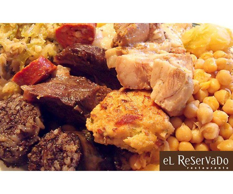 Cocido en El Rincón de la Victoria, Málaga