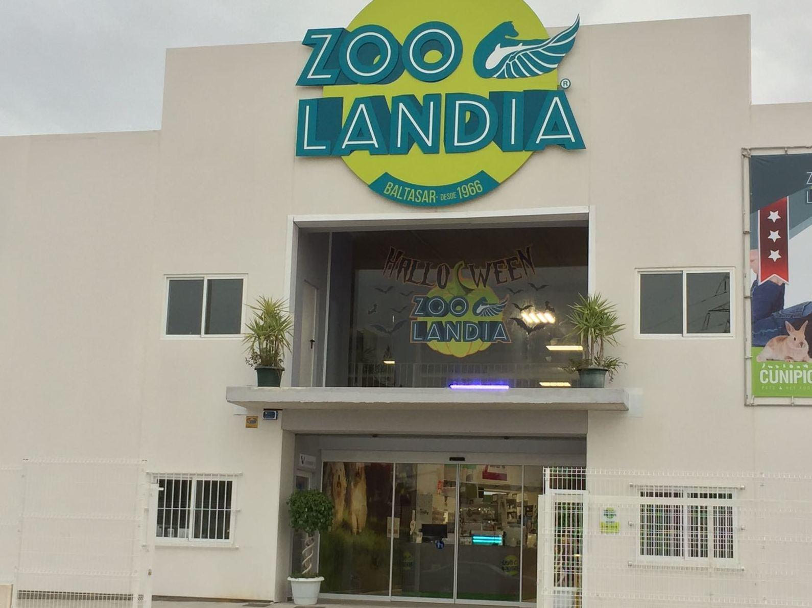 Nuevas instalaciones de Zoolandia
