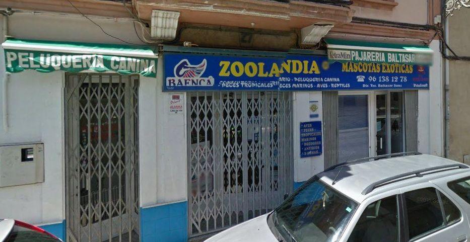 Zoolandia, en Paterna Valencia
