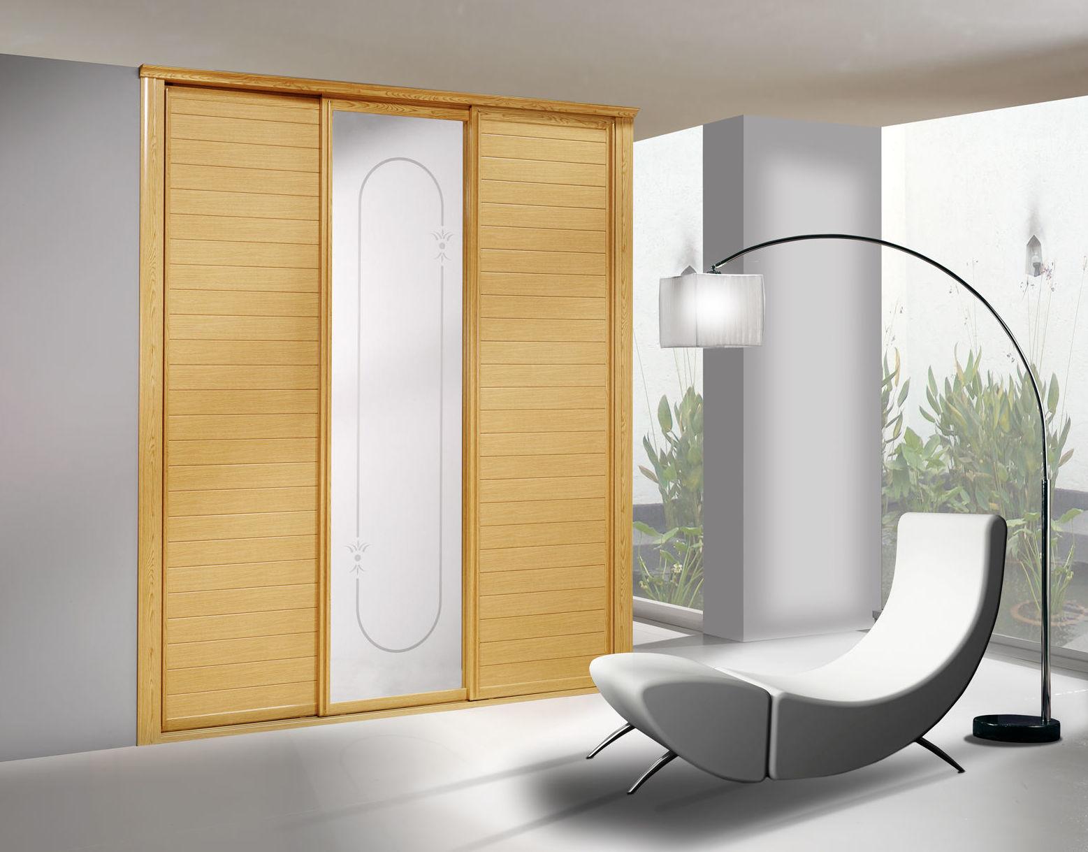 Puertas de armario de diseño