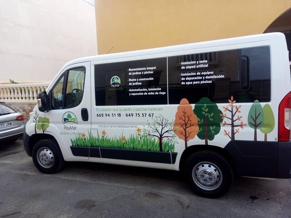 Empresa de jardinería en Almería