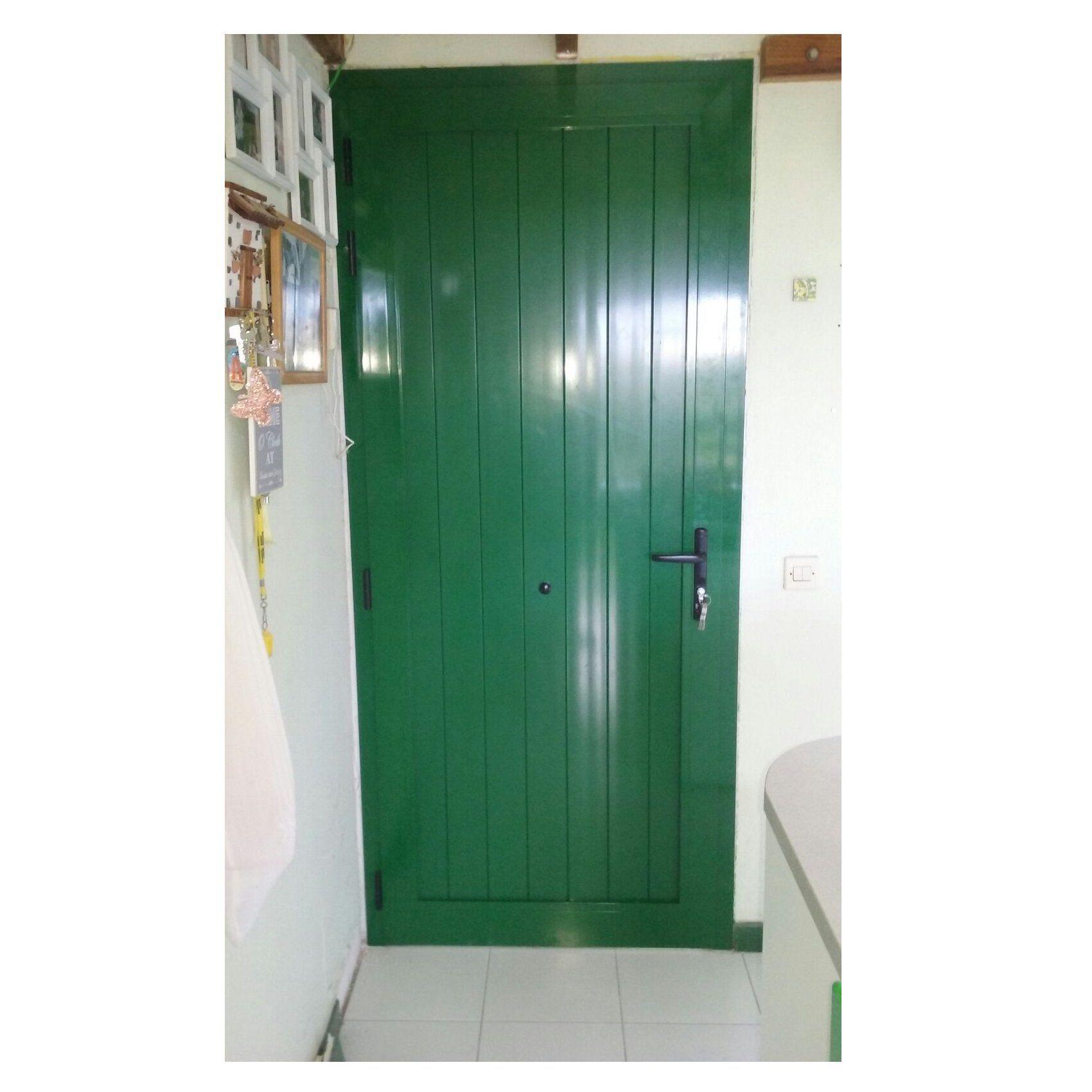 Puertas servicios de aluminios santaf - Puertas de servicio ...