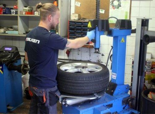 Reparación de neumáticos en Castelldefels, Barcelona