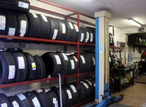 Venta de neumáticos en Castelldefels, Barcelona