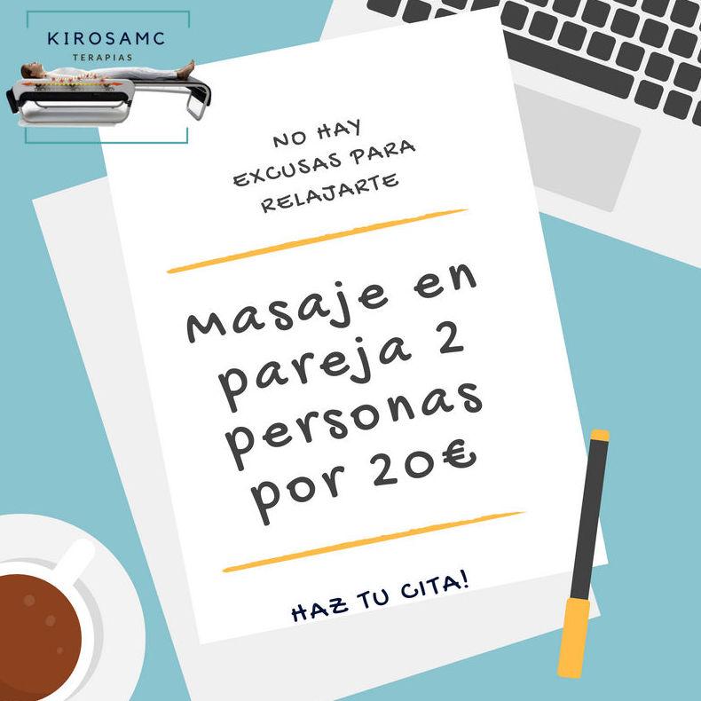 Foto 1 de Centro de terapias en Madrid | Kirosamc Terapias