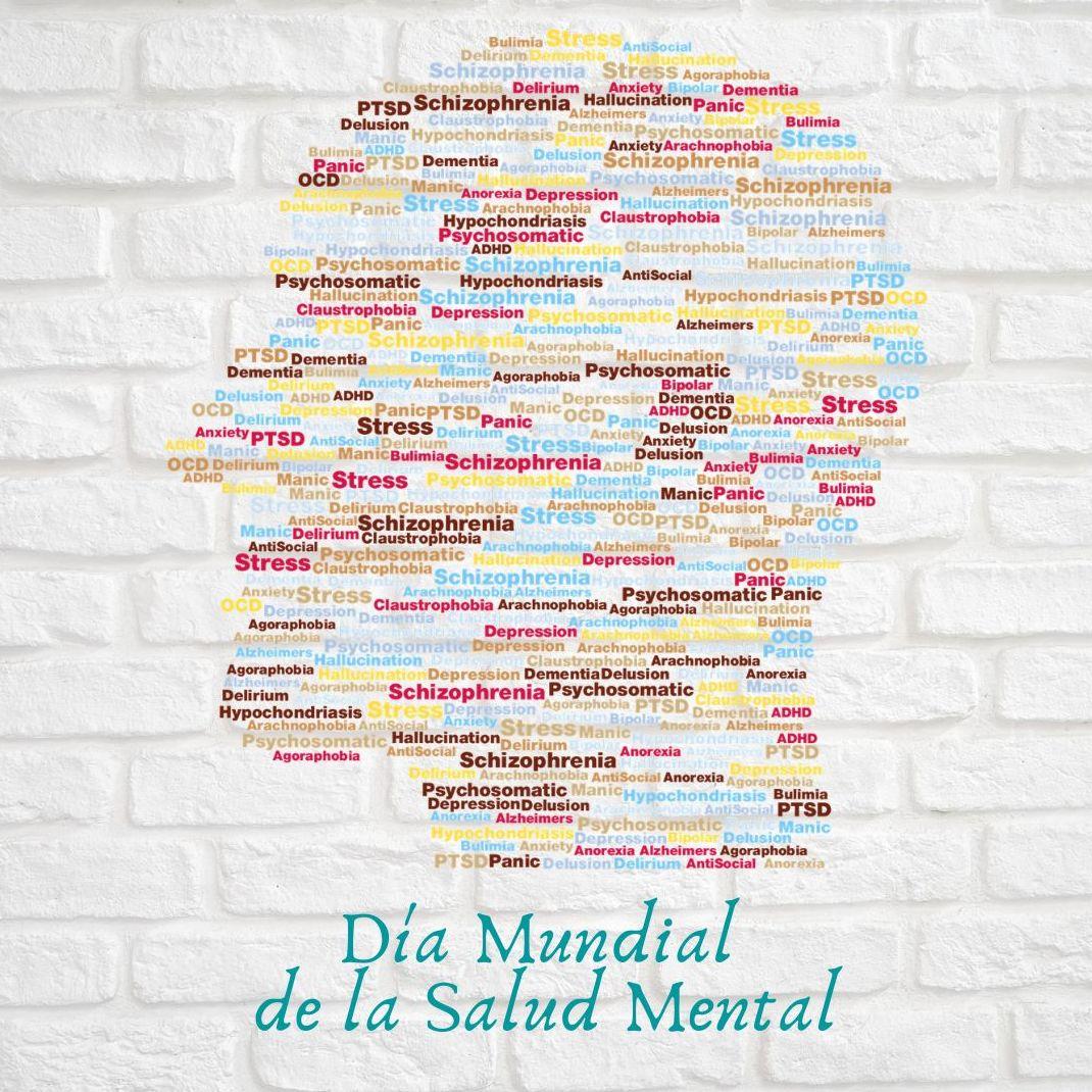 10 DE OCTUBRE, DÍA MUNDIAL DE LA SALUD MENTAL: BLOG de Alicia Navarro Psicóloga