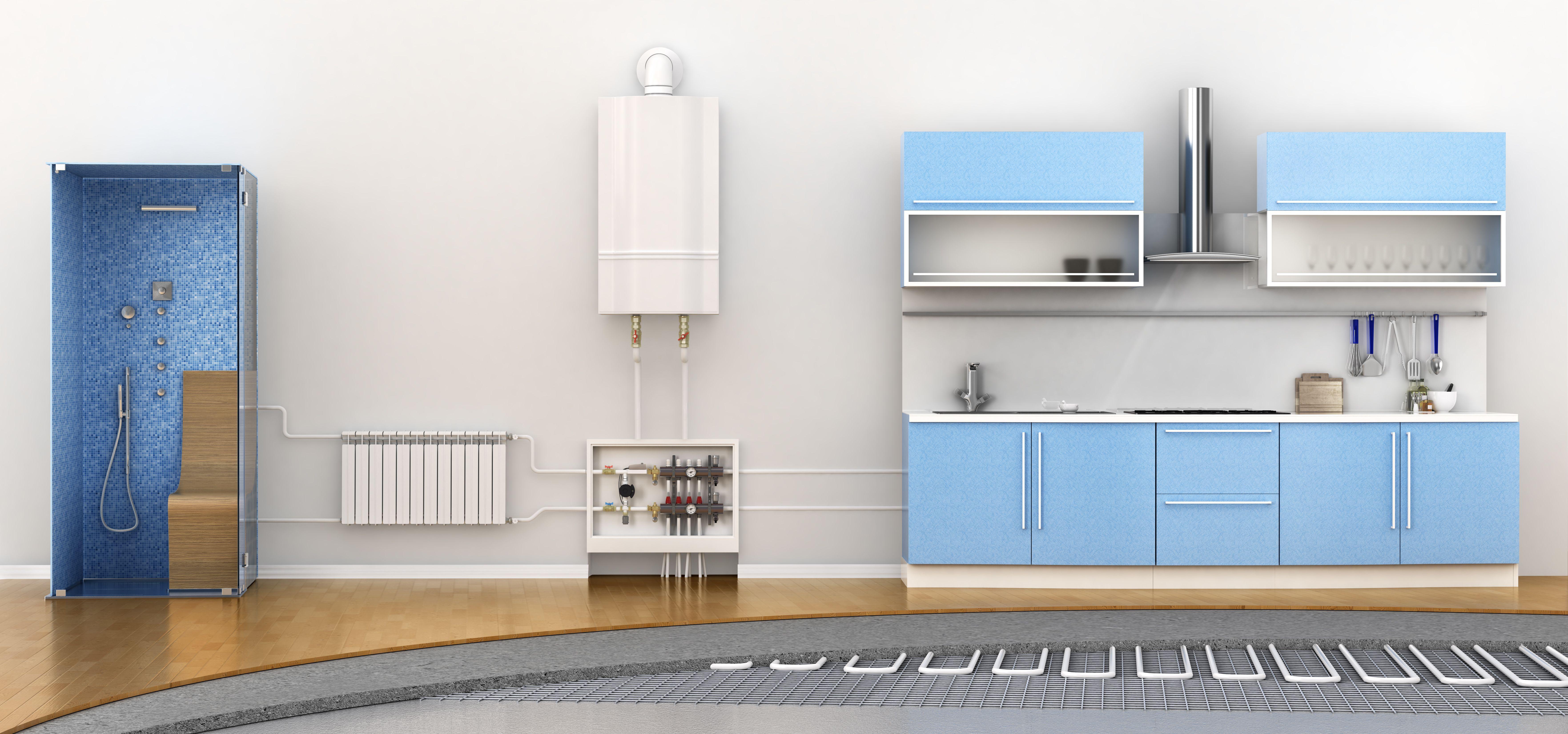 Ósmosis: Fontanería y calefacción de Instalaciones Raimon