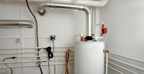 Grupos de presión: Fontanería y calefacción de Instalaciones Raimon